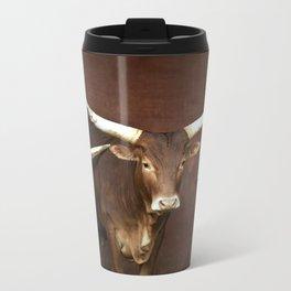 Bull Metal Travel Mug