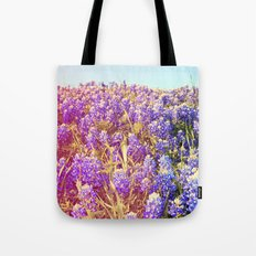 Bluebonnets! Tote Bag