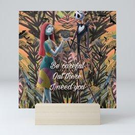 Love is Caring Mini Art Print