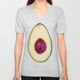 Avocado Unisex V-Neck