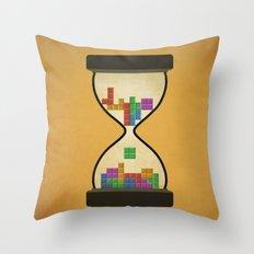 tetris Throw Pillow