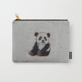 Tiny Panda Carry-All Pouch