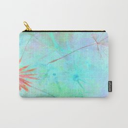 Paint A Dandelion Carry-All Pouch