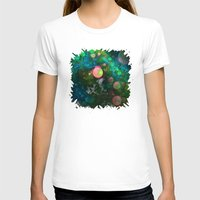 psychadelic T-shirts featuring Inner Space by Lyle Hatch