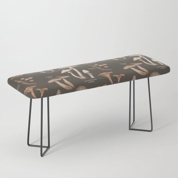 Mushrooms Bench
