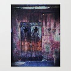 NOLA Canvas Print