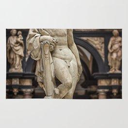 Apollo by Pietro Francavilla 1577 Rug