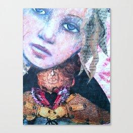 Hold you dear... Canvas Print