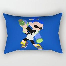 Inkling Boy (Blue) - Splatoon Rectangular Pillow