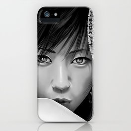 Utada iPhone Case