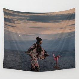 l'Univers secret de Yuki Wall Tapestry