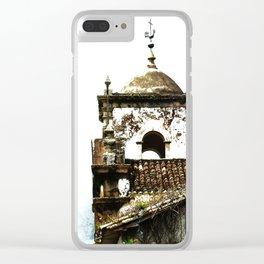 Para Ti 4 Clear iPhone Case