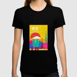 Travel to Tokyo T-shirt