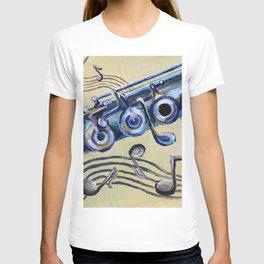 Flute Blues T-shirt