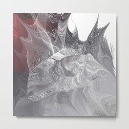 Tash's Dragon Metal Print