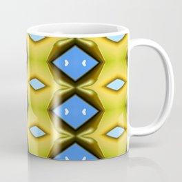 """Diamond Pattern"" Coffee Mug"