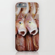 Lined Fish iPhone 6s Slim Case