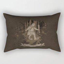 Bigfoot Baggins Rectangular Pillow