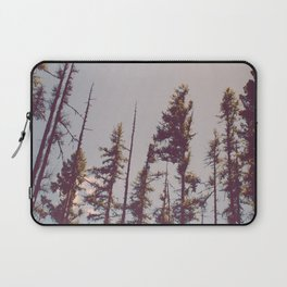 Forest Treetops Laptop Sleeve