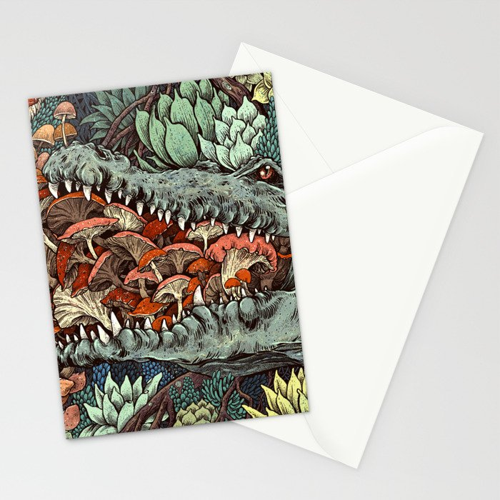 Flourish Stationery Cards
