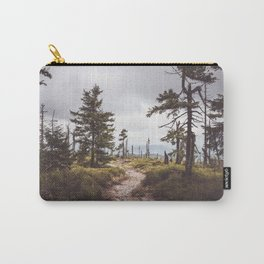 Over the mountains and through the woods Carry-All Pouch