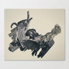 the bandolier of broken dreams Canvas Print