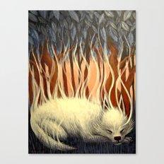 Dream Fumes Canvas Print