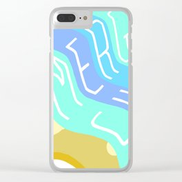 Merge, Champ Clear iPhone Case