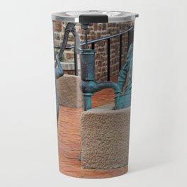 Daily Chores by Michael Tizzano Travel Mug