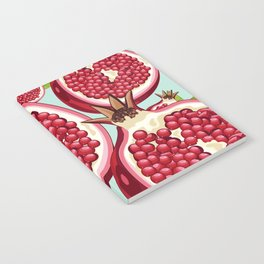 Pomegranate 2 Notebook