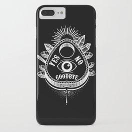 Call Me On the Ouija Board iPhone Case