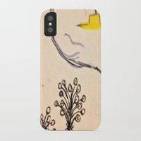 yellow submarine iPhone & iPod Cases featuring we all live in a yellow submarine by theteashop