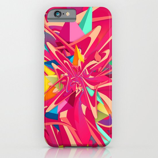 Explosion #1 iPhone & iPod Case
