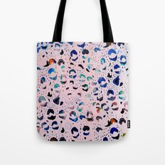 Leopard Sprinkles Tote Bag