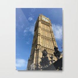 Big Ben Metal Print