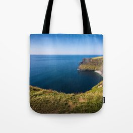 Cliffs of Moher, Ireland Tote Bag