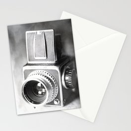 Hasselblad Camera Tintype Stationery Cards