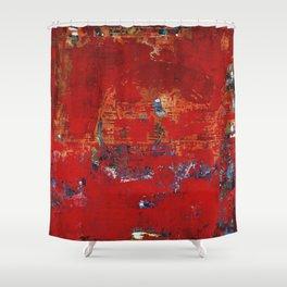 Scrubble Shower Curtain