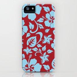 Hibiskus iPhone Case