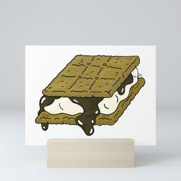 S'mores Mini Art Print