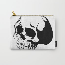 Skull #1 Carry-All Pouch