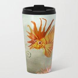 Ocean Deep Metal Travel Mug