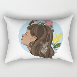 Origins Rectangular Pillow