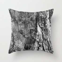 Coyote - The Nature Collection by Tracy Sayers Trombetta Throw Pillow