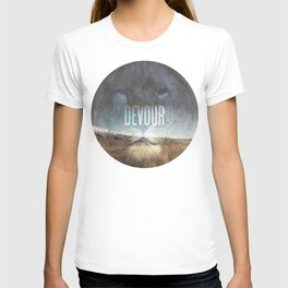 Devour Nature Like A Lion T-shirt