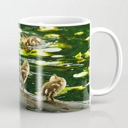 Duckling Stretch Coffee Mug