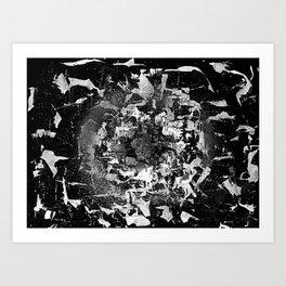 Hurricane Invert Art Print