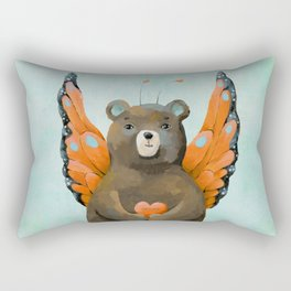 Winged Dream Rectangular Pillow
