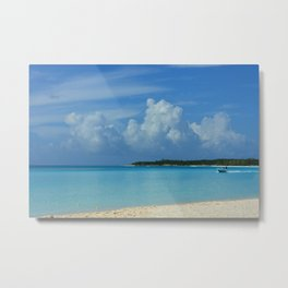 One More Day in The Paradise Metal Print