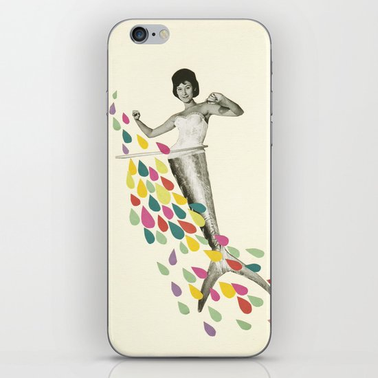 Follow Me : Pisces iPhone & iPod Skin